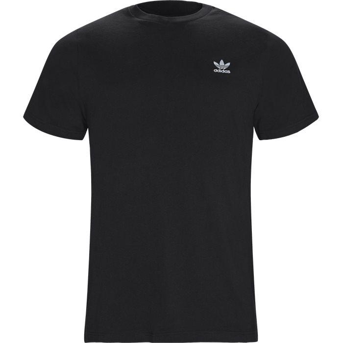 Essential  - T-shirts - Regular - Sort