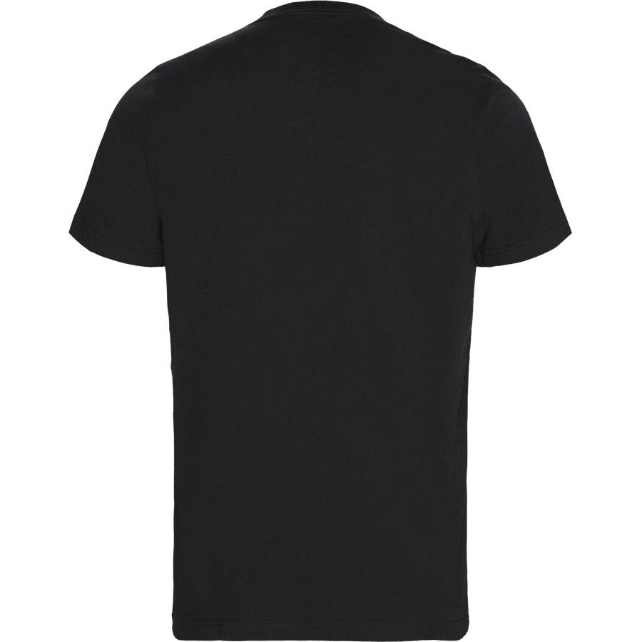 ESSENTIAL DV157 - T-shirts - SORT - 2