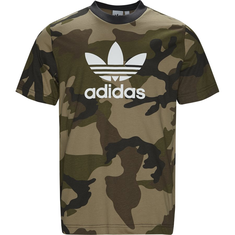 CAMO DV2067 - Camo Tee - T-shirts - Regular fit - CAMO - 1
