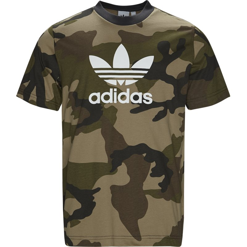 Image of Adidas Originals Camo Tee Camo