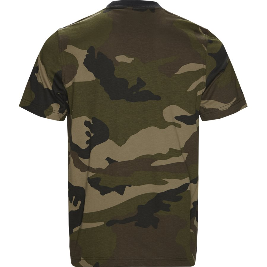 CAMO DV2067 - Camo Tee - T-shirts - Regular - CAMO - 2
