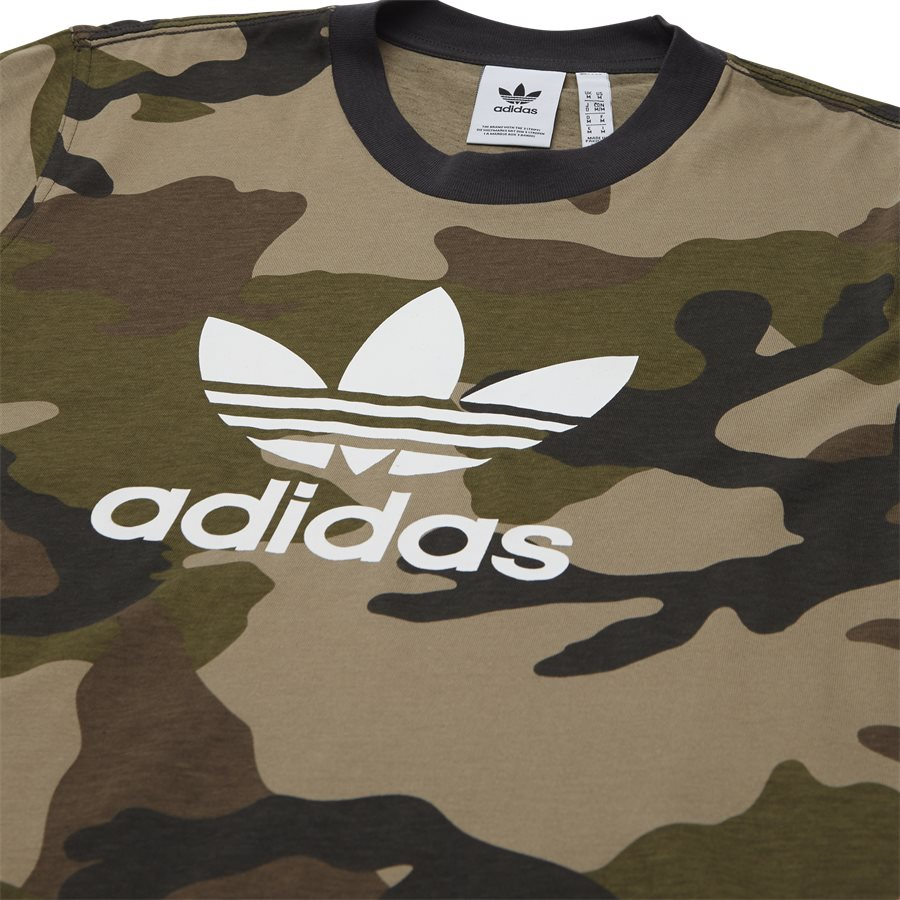 CAMO DV2067 - Camo Tee - T-shirts - Regular fit - CAMO - 3
