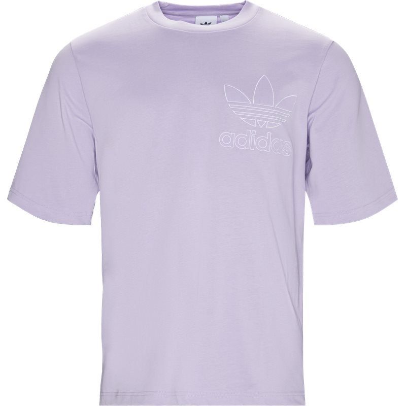 Image of   Adidas Originals Outline Tee Lilla
