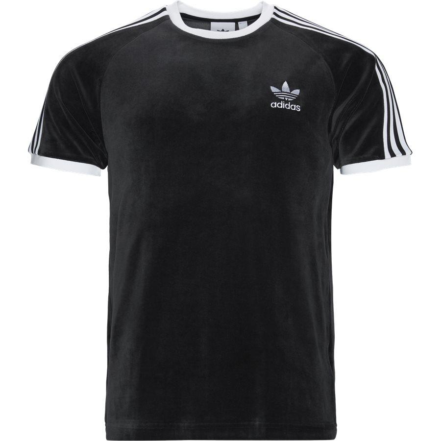 COZY TEE DX3624 - Cozy Tee - T-shirts - Regular - SORT - 1