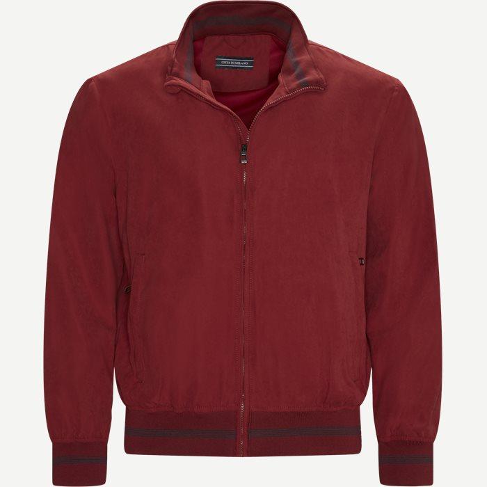 Jackor - Regular - Röd