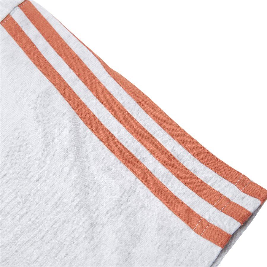 FLOATING DV326 - Floating - T-shirts - Regular - GRÅ - 3