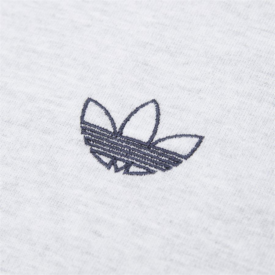 FLOATING DV326 - Floating - T-shirts - Regular - GRÅ - 4