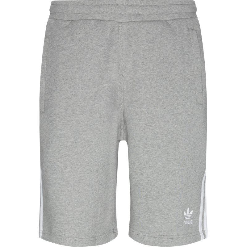 Image of Adidas Originals 3 Stripe Shorts Grå
