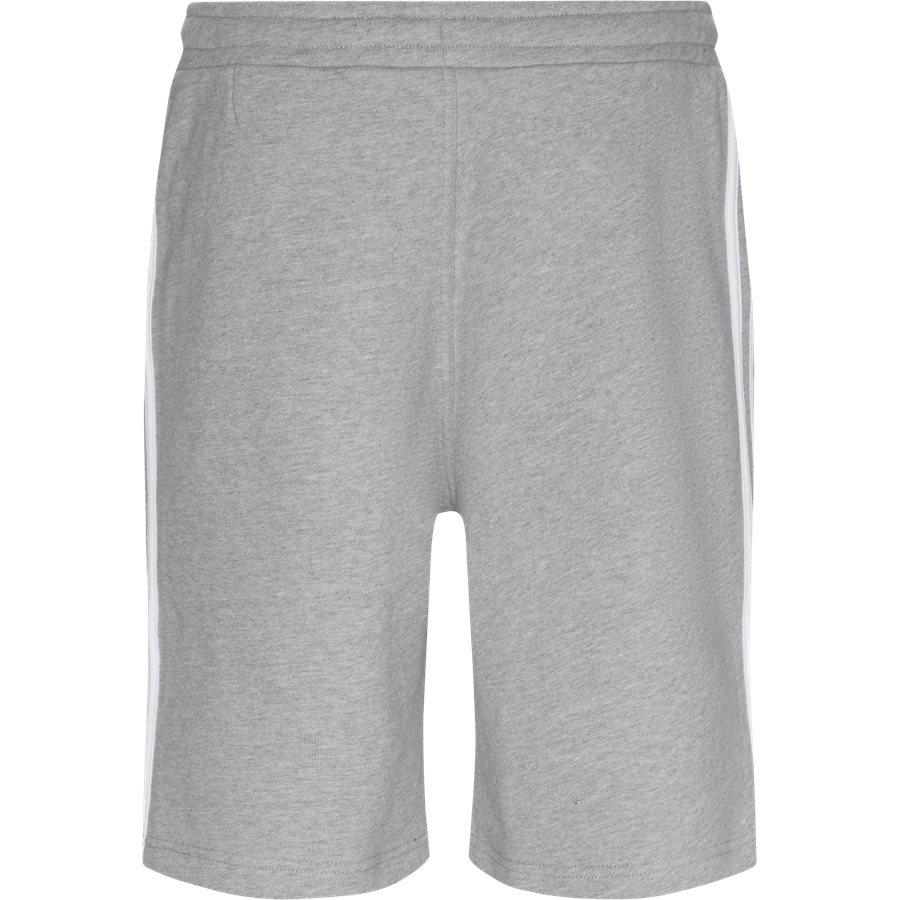 3-STRIPE SHORTS DH5 - 3 Stripe Shorts - Shorts - Straight fit - GRÅ - 2