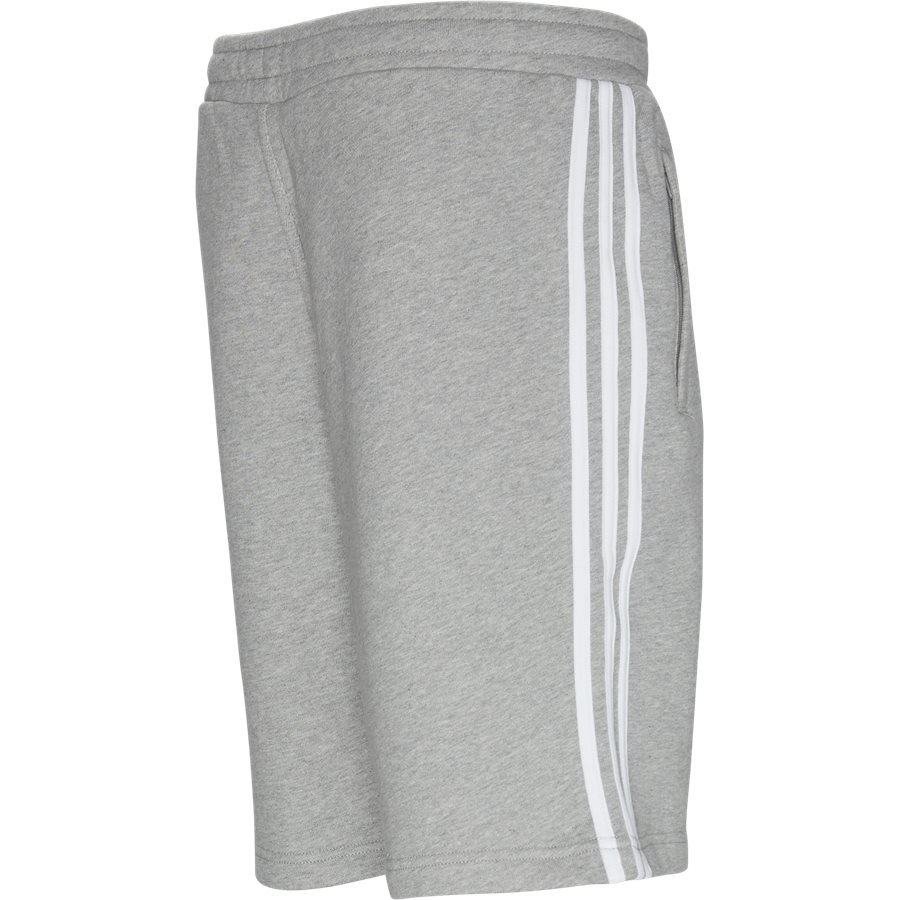 3-STRIPE SHORTS DH5 - 3 Stripe Shorts - Shorts - Straight fit - GRÅ - 3