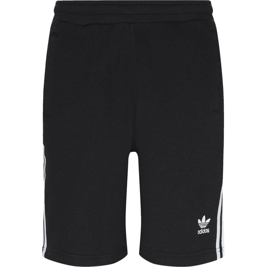3-STRIPE SHORTS DH5 - 3 Stripe Shorts - Shorts - Straight fit - SORT - 1