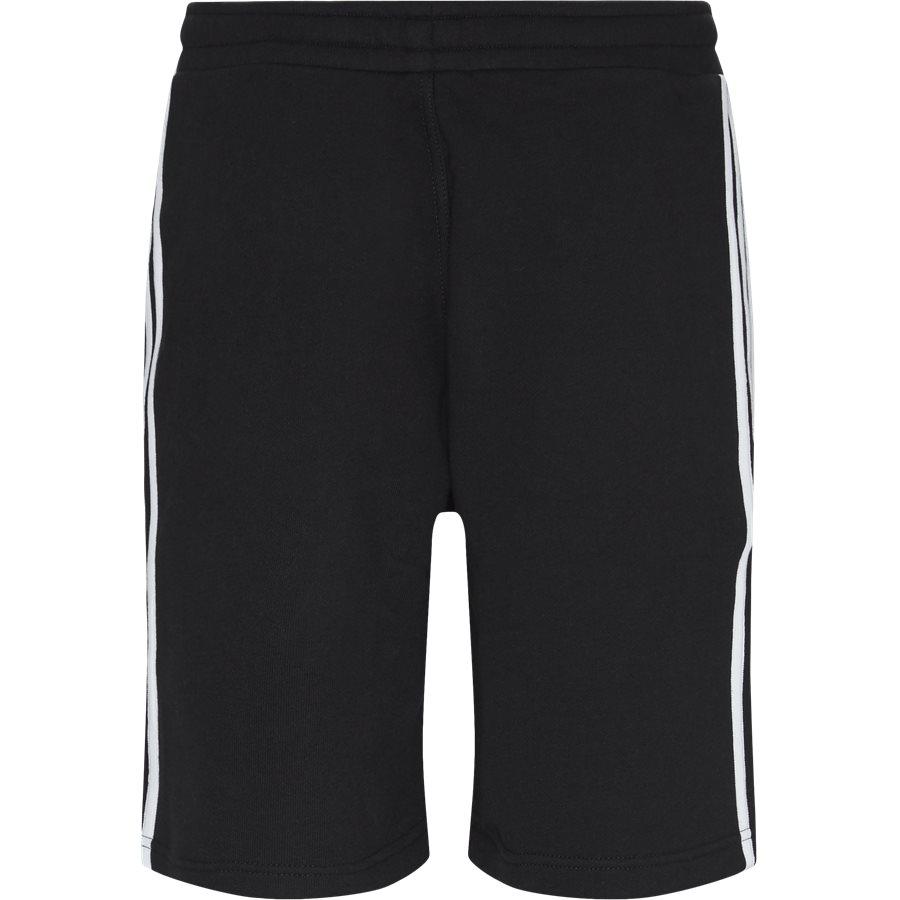 3-STRIPE SHORTS DH5 - 3 Stripe Shorts - Shorts - Straight fit - SORT - 2