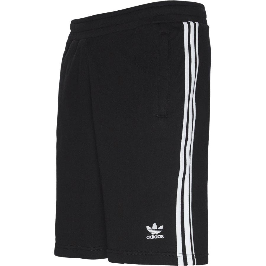 3-STRIPE SHORTS DH5 - 3 Stripe Shorts - Shorts - Straight fit - SORT - 4