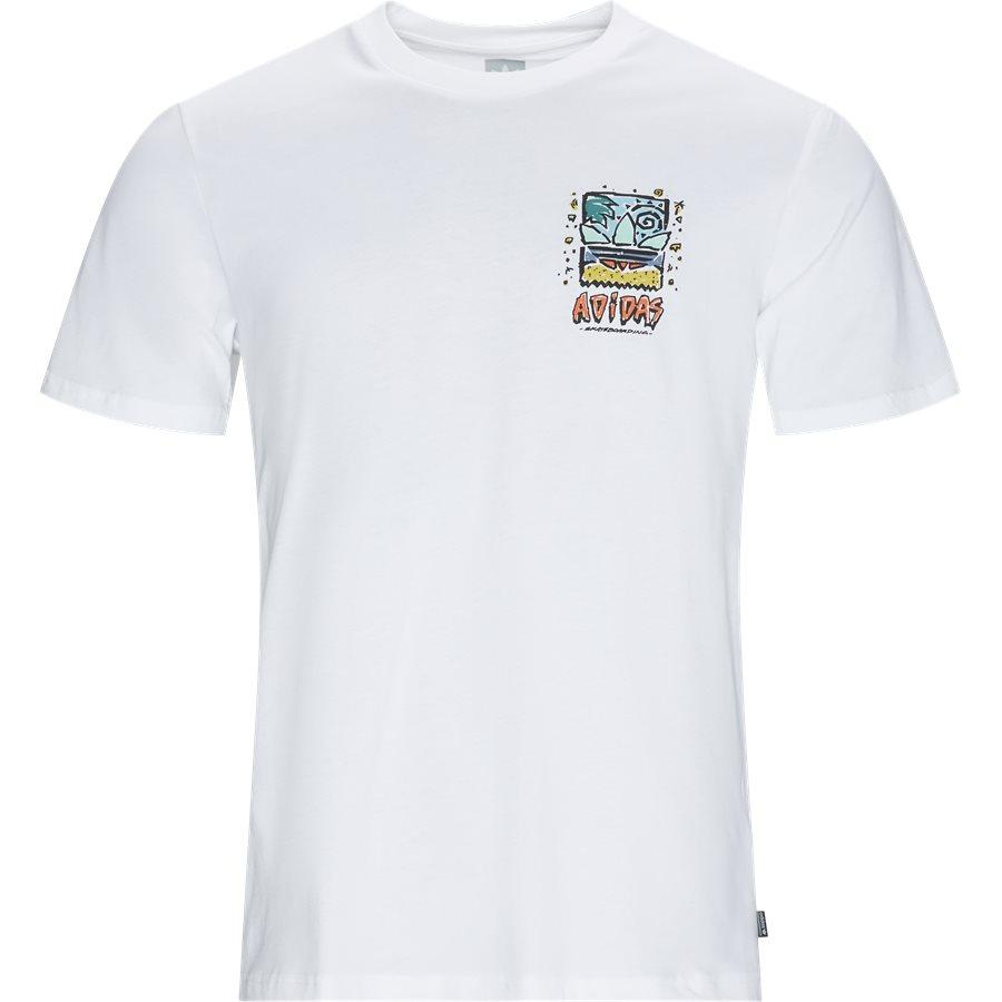 ROANOKE DU8350 - Roanoke T-shirt - T-shirts - Regular - HVID - 2