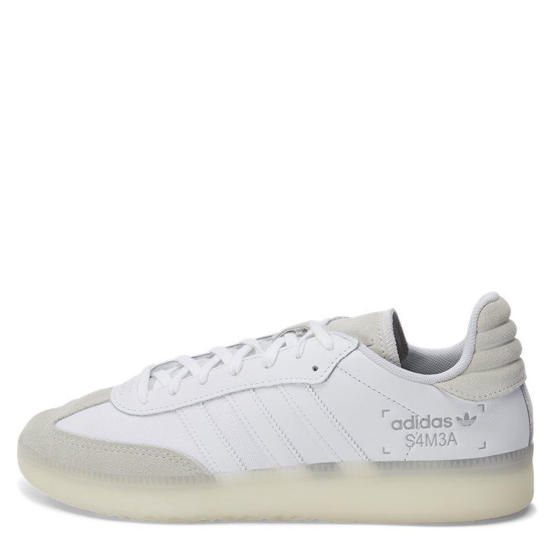 Image of   Adidas Originals Samba Rm Hvid