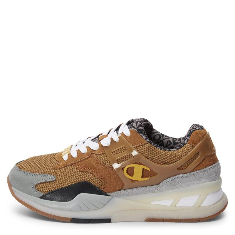 champion low cut shoe pro premium sko sand fra champion
