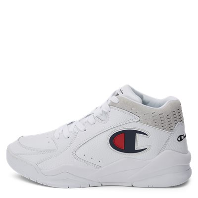 Zone Mid Sneaker Zone Mid Sneaker   Hvid