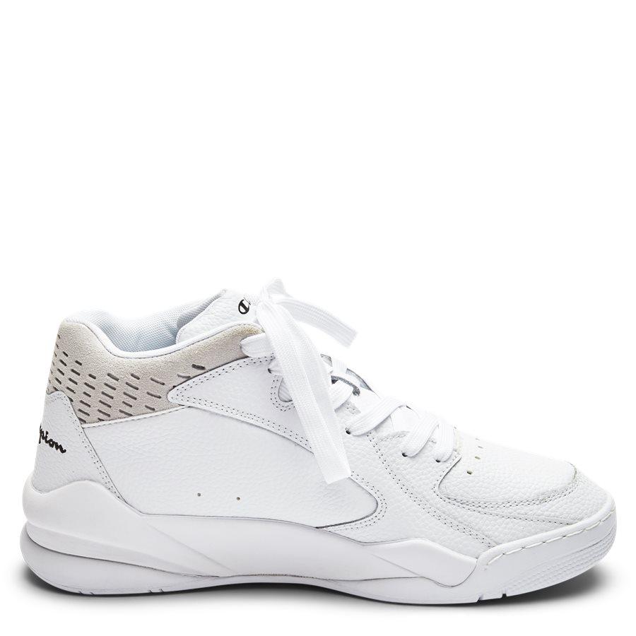 ZONE MID S20878 - Zone Mid Sneaker - Sko - HVID - 2
