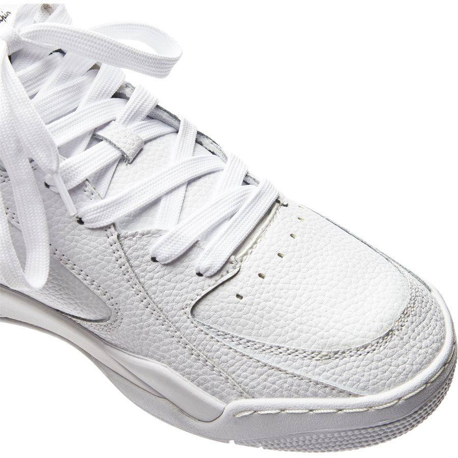 ZONE MID S20878 - Zone Mid Sneaker - Sko - HVID - 4