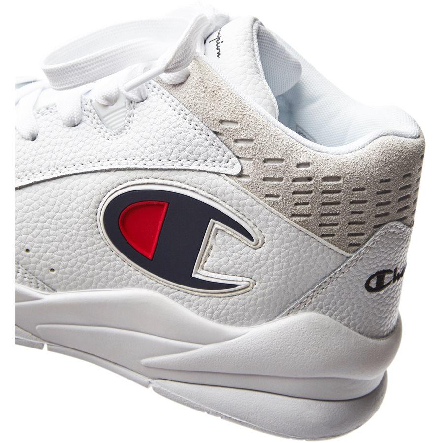 ZONE MID S20878 - Zone Mid Sneaker - Sko - HVID - 5