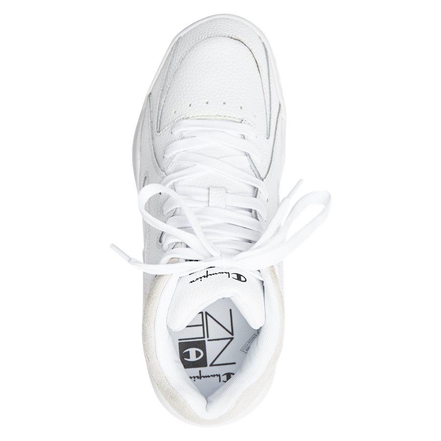 ZONE MID S20878 - Zone Mid Sneaker - Sko - HVID - 8