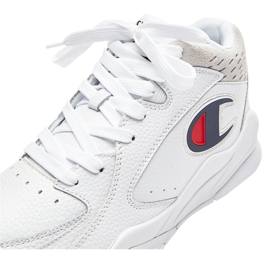 ZONE MID S20878 - Zone Mid Sneaker - Sko - HVID - 10