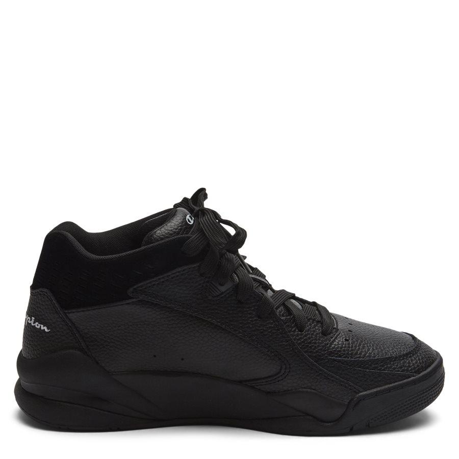 ZONE MID S20878 - Zone Mid Sneaker - Sko - SORT - 2