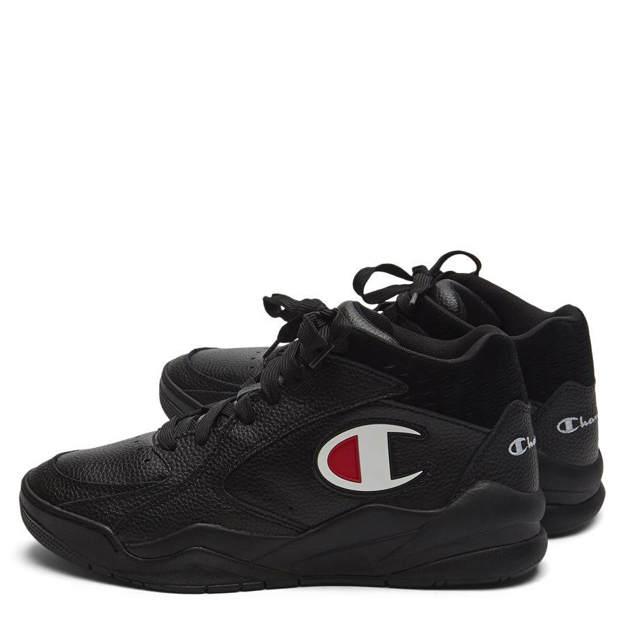 ZONE MID S20878 - Zone Mid Sneaker - Sko - SORT - 3