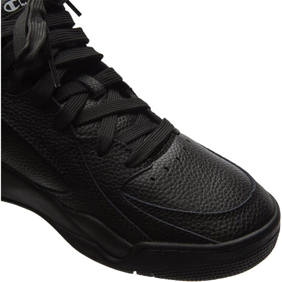 ZONE MID S20878 - Zone Mid Sneaker - Sko - SORT - 4
