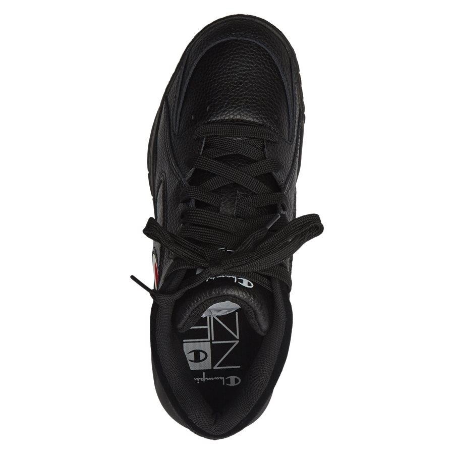 ZONE MID S20878 - Zone Mid Sneaker - Sko - SORT - 8