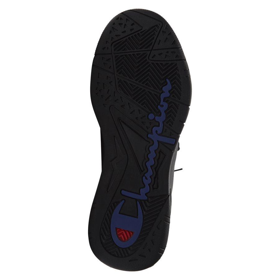ZONE MID S20878 - Zone Mid Sneaker - Sko - SORT - 9