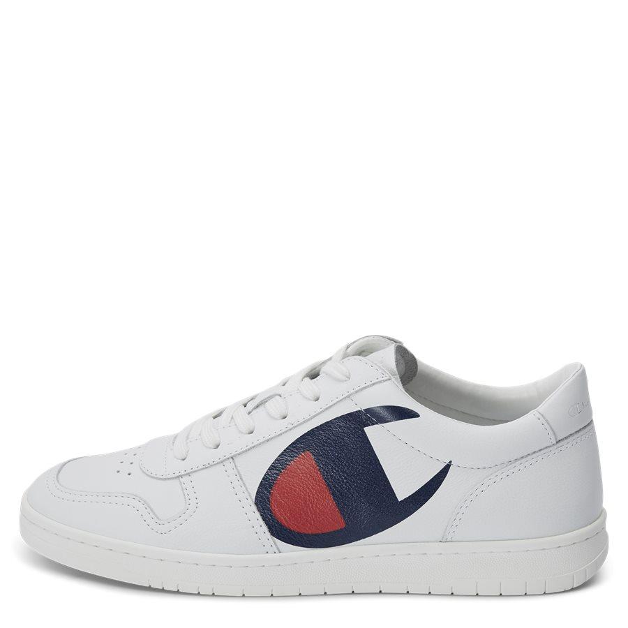 LOW CUT SHOE 919 ROCH LOW S20894 - Low Cut Shoe - Sko - HVID - 1