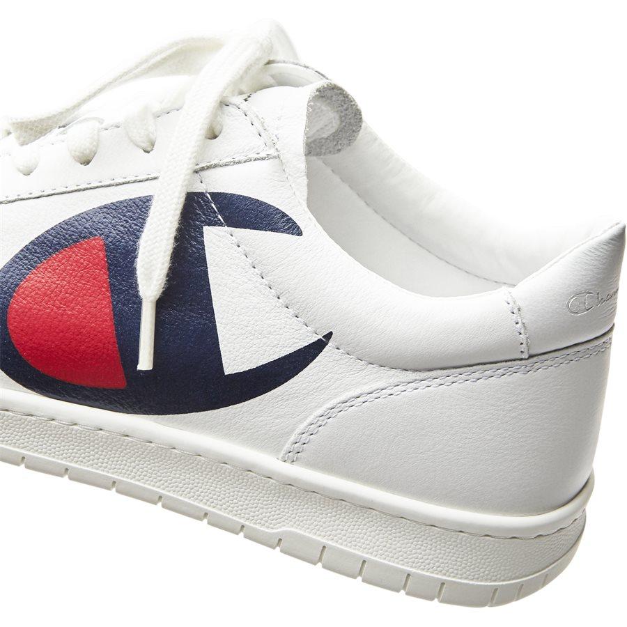 LOW CUT SHOE 919 ROCH LOW S20894 - Low Cut Shoe - Sko - HVID - 5