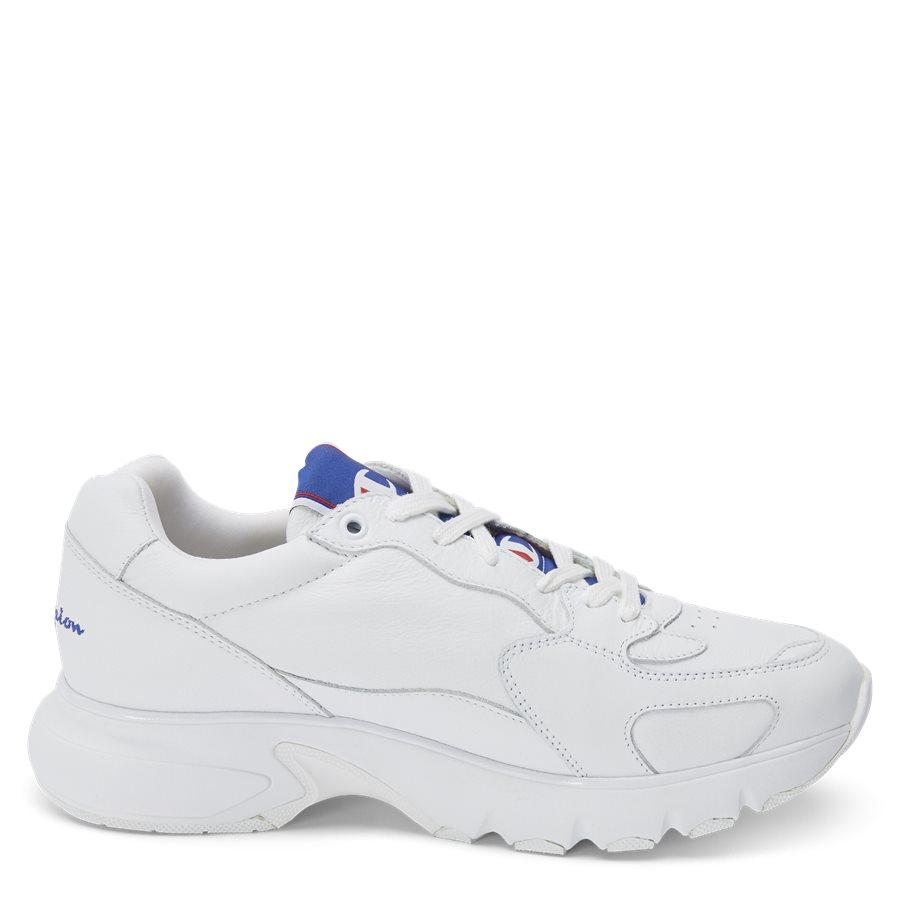 LOW CUT SHOE CWA-1 LEATHER S20850 - Low Cut Shoe - Sko - HVID - 2
