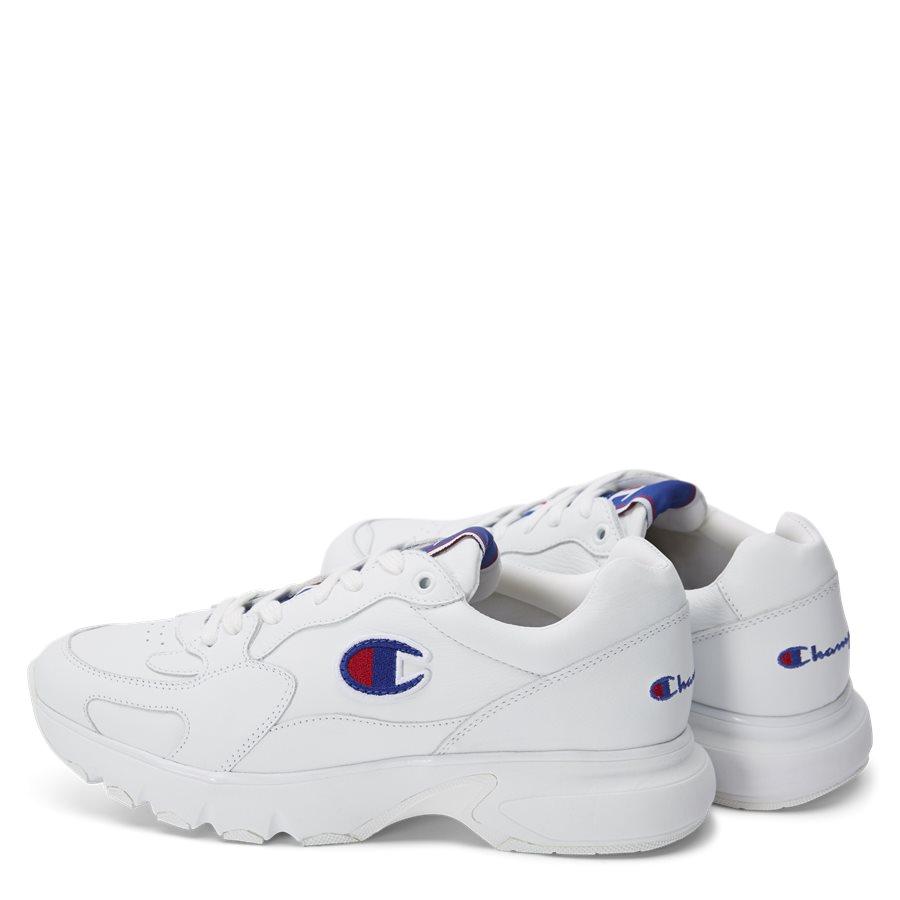 LOW CUT SHOE CWA-1 LEATHER S20850 - Low Cut Shoe - Sko - HVID - 3