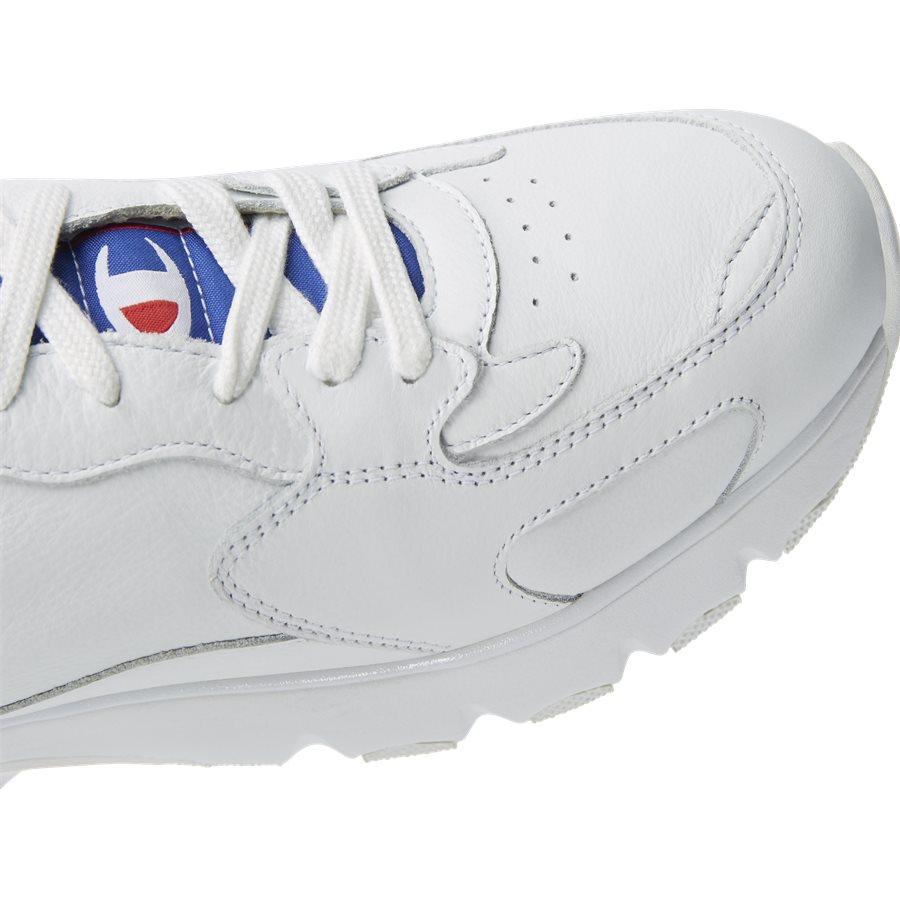 LOW CUT SHOE CWA-1 LEATHER S20850 - Low Cut Shoe - Sko - HVID - 4