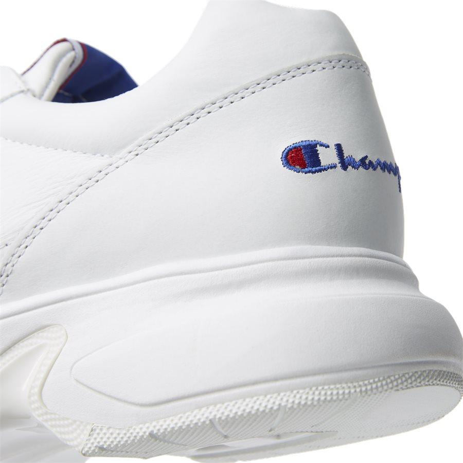 LOW CUT SHOE CWA-1 LEATHER S20850 - Low Cut Shoe - Sko - HVID - 5