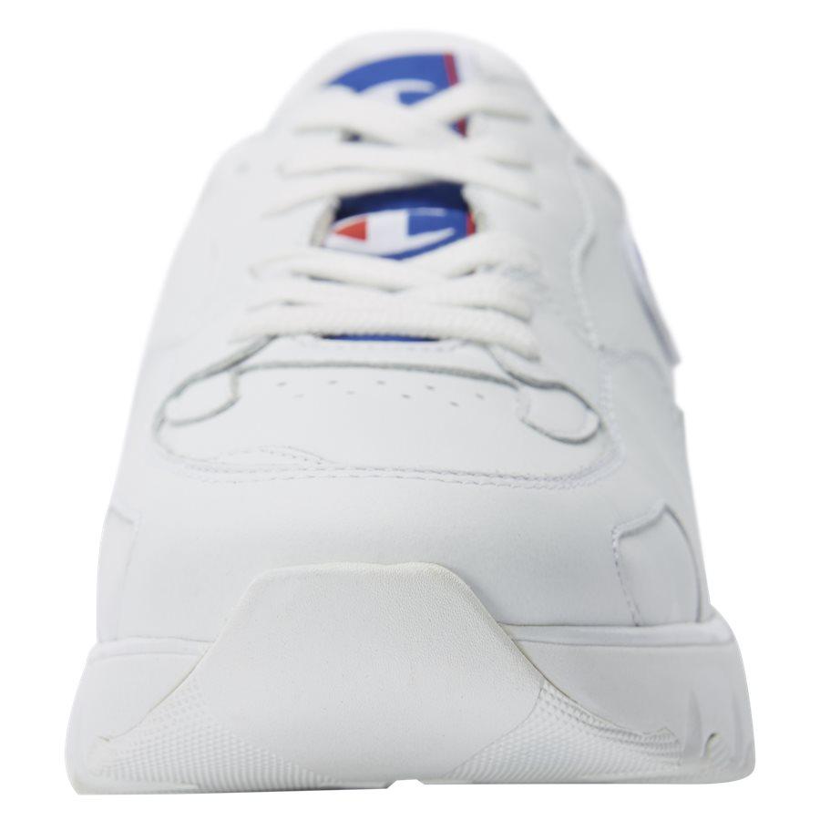 LOW CUT SHOE CWA-1 LEATHER S20850 - Low Cut Shoe - Sko - HVID - 6