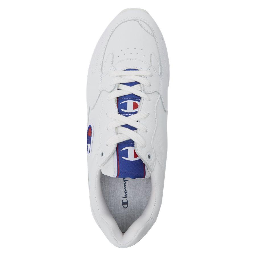 LOW CUT SHOE CWA-1 LEATHER S20850 - Low Cut Shoe - Sko - HVID - 8