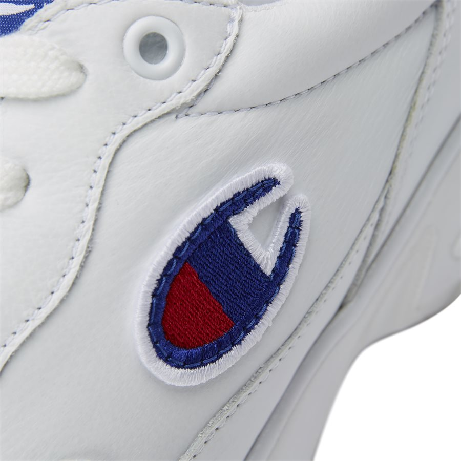 LOW CUT SHOE CWA-1 LEATHER S20850 - Low Cut Shoe - Sko - HVID - 10