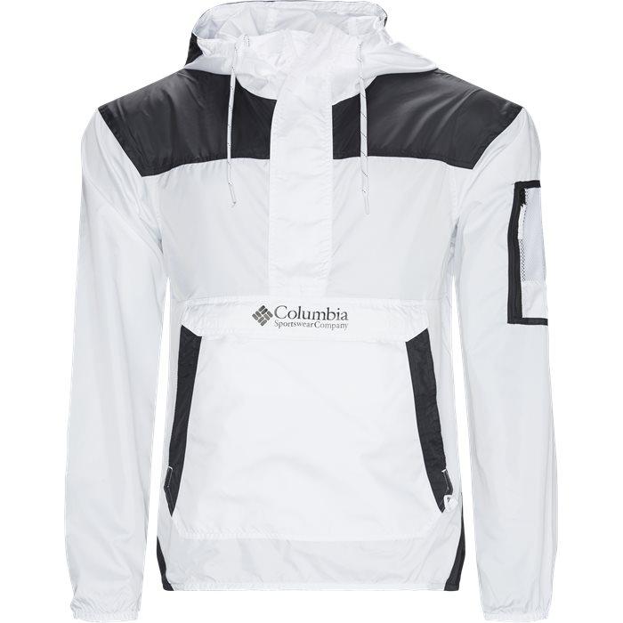 Challenger Jacket - Jakker - Regular - Hvid