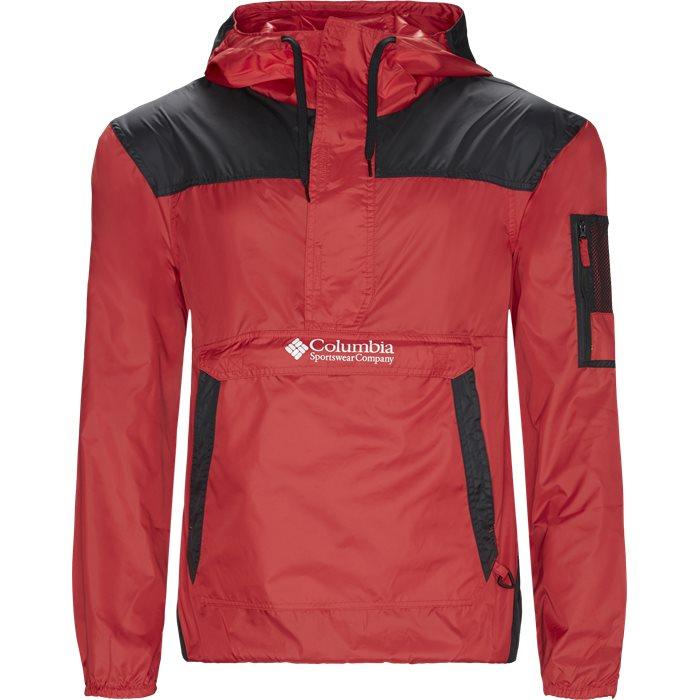 Challenger Jacket - Jakker - Regular - Rød