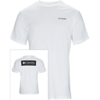 Box Logo Tee Regular fit | Box Logo Tee | Hvid