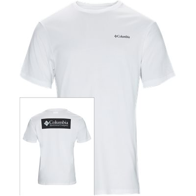 Box Logo Tee Regular | Box Logo Tee | Hvid