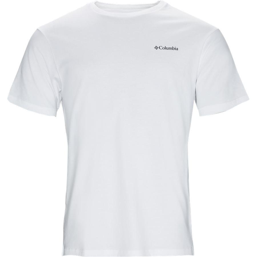 1834041 BOX - T-shirts - Regular - HVID - 2