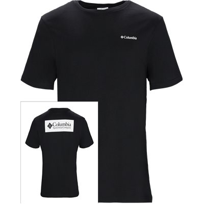 Box Logo Tee Regular | Box Logo Tee | Sort