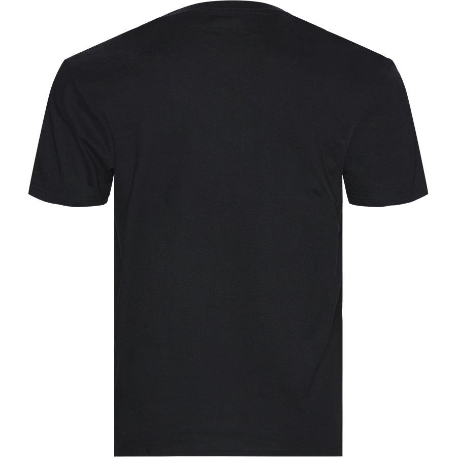1834041 LOGO - T-shirts - Regular - SORT - 2