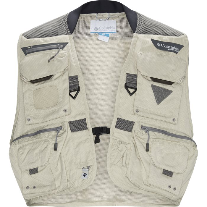 Vests - Regular - Sand