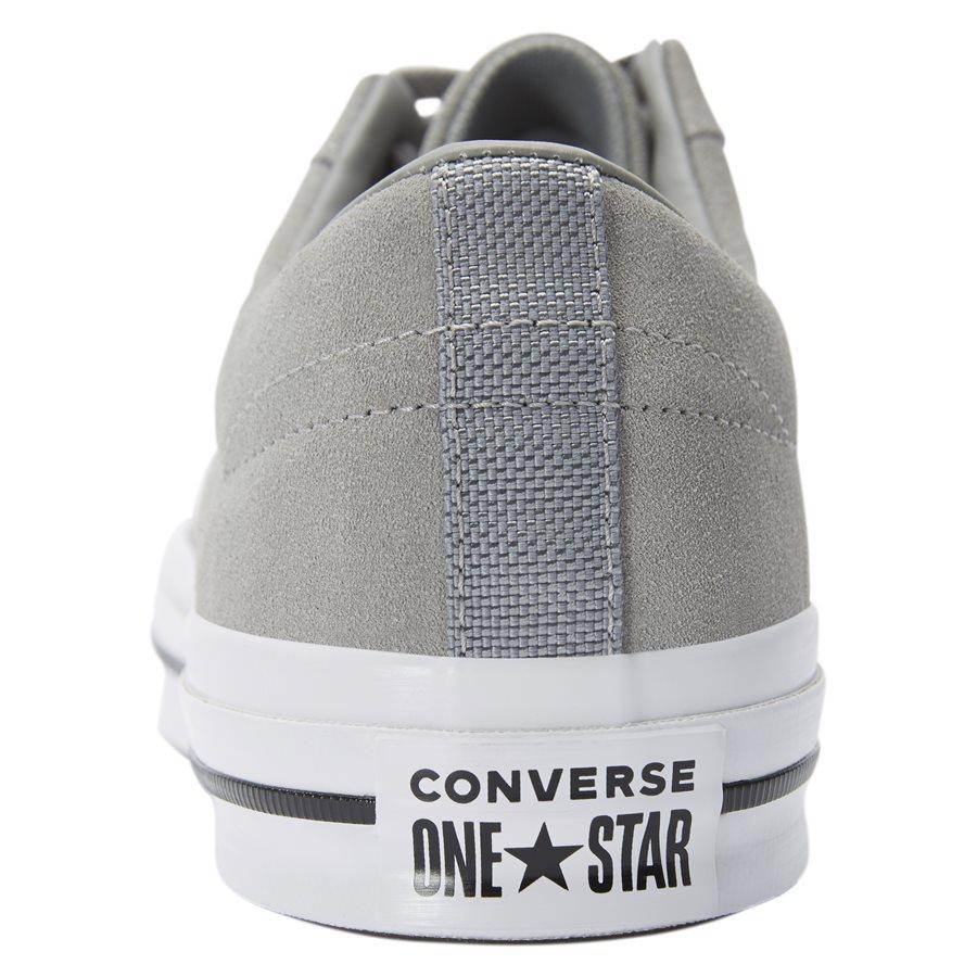 1613384C ONE STAR OX - One Star OX Sko - Sko - GRÅ - 7