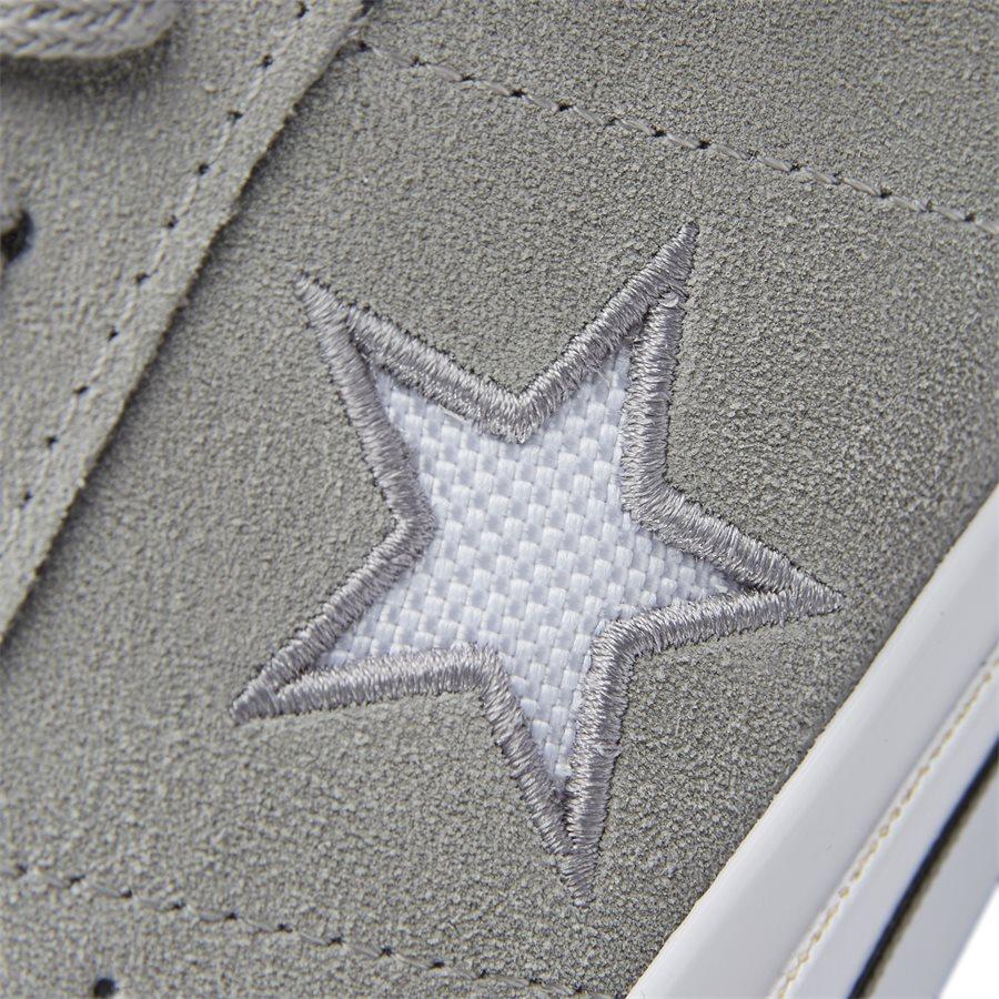 1613384C ONE STAR OX - One Star OX Sko - Sko - GRÅ - 10